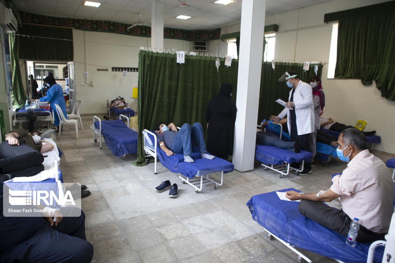 عکس/ روزهای سیاه در بیمارستانهای مازندران