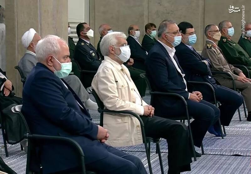 عکس/ چهرهها در مراسم تنفیذ رییس جمهور منتخب