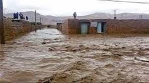 ورود گروههای جهادی برای کمک به مردم سیل زده الموت شرقی