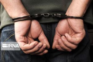آشوبگر خیابانی و عامل قتل جوان ۱۷ ساله گرگانی دستگیر شد