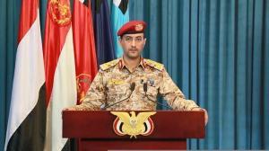 حضور سخنگوی نیروهای مسلح یمن در مناطق آزاد شده البیضاء