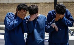 دستگیری باند سارقان مسلح در خوزستان