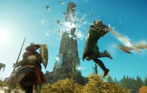 New World اولین موفقیت آمازون در صنعت بازی را رقم زد