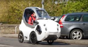 موتور 21 هزار دلاری DryCycle، وسیله نقلیه چهارچرخ یا ماشین؟