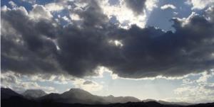 آسمان استان ایلام تا جمعه صاف تا کمی ابری پیشبینی میشود