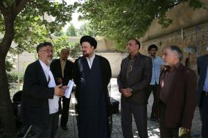 نظر سیدحسن خمینی درباره مستند «بانو قدس ایران» چه بود؟