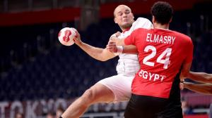 شگفتیِ مصر هندبالِ آلمان را حذف کرد