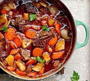 خوراک گوشت و سیبزمینی؛ ساده، سالم و خوشمزه