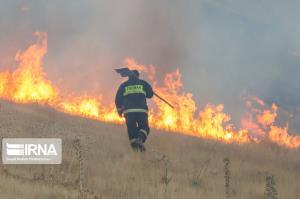آتشسوزی تنگه هایقر فیروزآباد جان ۳ نفر را گرفت