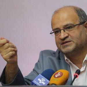 زالی: تهران همچنان روزهای سخت کرونایی را میگذراند