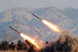 فرودگاه هرات با ۲ راکت هدف قرار گرفت