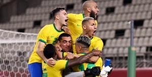 اسپانیا با گلزنی ستاره رئال حریف برزیل در فینال شد