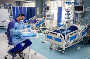 تکذیب بستری بیماران در فضای باز بیمارستان امام رضا در مشهد