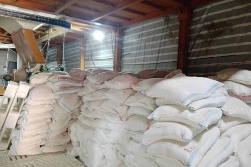 کشف بيش از ۱۴ تن خوراک فاسد دام و طيور در کردستان