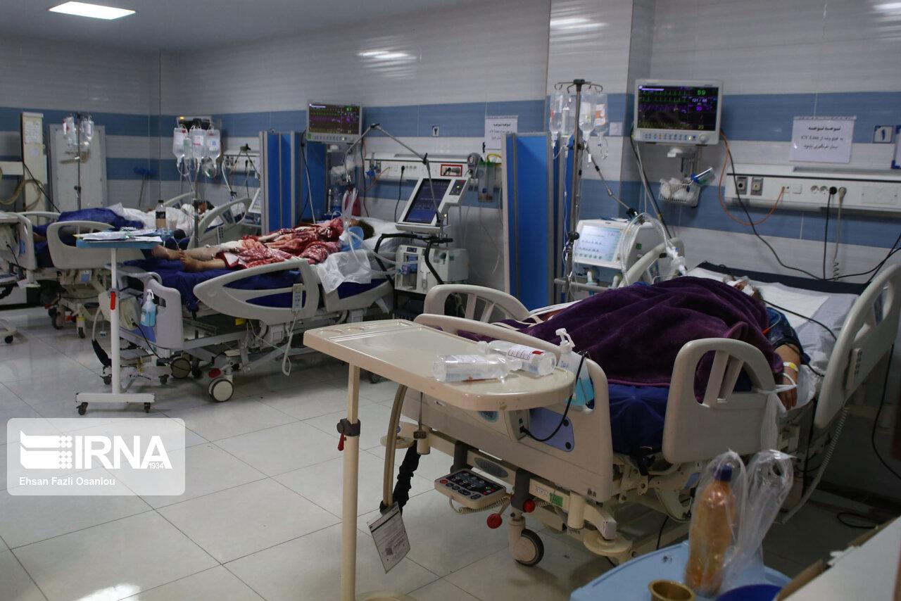 بيمارستان تنکابن در آستانه تکميل ظرفيت قرار دارد