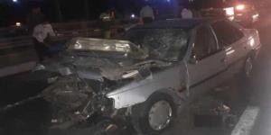۵ کشته و ۱۲ مجروح بر اثر واژگونی خودروی اتباع بیگانه
