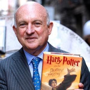 ناشر هری پاتر اموالش را به جای خانواده اش برای معشوقه اش به ارث گذاشت!
