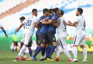 نیمهنهایی جام حذفی/ برتری گلگهر مقابل استقلال در نیمه اول