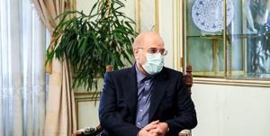 تاکید قالیباف بر افزایش همکاریهای اقتصادی بین ایران و تاجیکستان