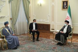 رئیسی: مناسبات تهران و مسقط فراتر از مناسبات دو همسایه است