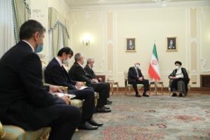 تاکید رئیسی بر ارتقاء سطح روابط ایران و تاجیکستان