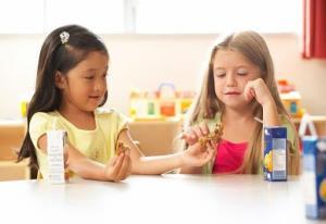 قدم های کوچک برای رشد خویشتن داری در کودکان