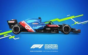 بقای F1 2021 در صدر جدول فروش هفتگی بریتانیا