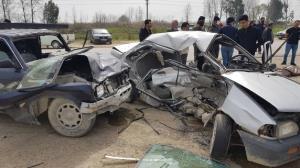 ۷ شهرستانِ رکورددار تصادف مازندران را بشناسید