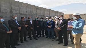 مجتمع فولاد بیجار در شهریور به بهرهبرداری میرسد