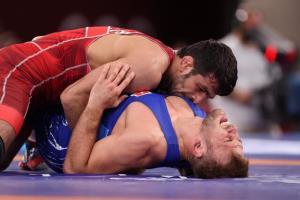 آزادکاران ایران به نیمه نهایی المپیک رسیدند