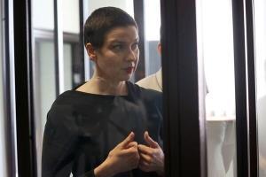 محاکمه یکی از رهبران مخالف دولت بلاروس در مینسک
