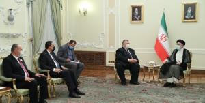 رئیسی در دیدار با رئیس مجلس سوریه: نیروهای بیگانه هر چه زودتر از خاک سوریه خارج شوند