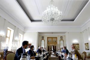 دیدار معاون دبیرکل سرویس اقدام خارجی اتحادیه اروپایی با ظریف