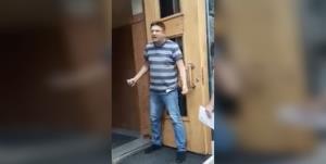 تهدید به انفجار در ساختمان دولتی اوکراین