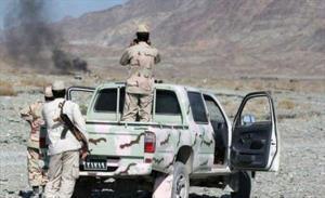 درگیری مسلحانه ماموران انتظامی با باند قاچاق مواد مخدر