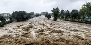 یک کشته و ۴۳۷ میلیارد تومان خسارت سیل در مازندران