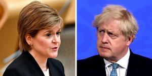 دست رد بوریس جانسون به دعوت وزیر اسکاتلند