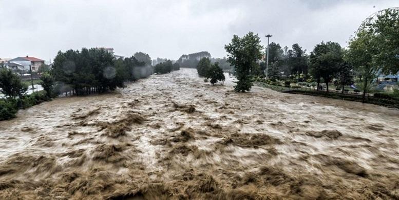 يک کشته و ۴۳۷ ميليارد تومان خسارت سيل در مازندران