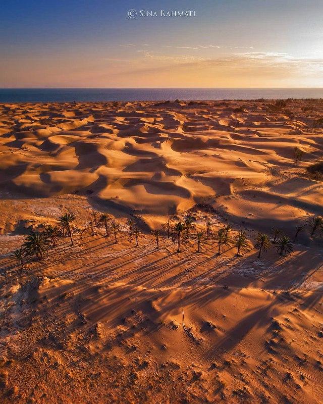 دَرَک طبیعت بکر سیستان و بلوچستان