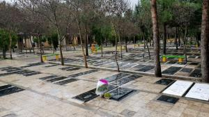 تعطیلی آرامستانهای شهرکرد به علت شیوع کرونا