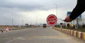 اعمال محدودیت در ورودی و خروجی شهرهای قرمز و نارنجی خوزستان