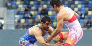 شکست حسینخانی مقابل قهرمان جهان در المپیک توکیو