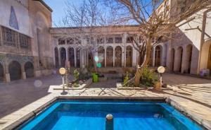 جواهری در اصفهان برای هنرمندان صنایع دستی