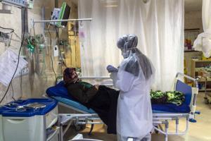 پذیرش افراد مشکوک به کرونا در همه مراکز درمانی خوزستان