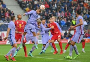 خلاصهبازی سالزبورگ 2 - بارسلونا 1