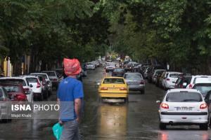 بارش باران و وزش باد شدید در ۲۵ استان کشور طی ۲ روز آینده