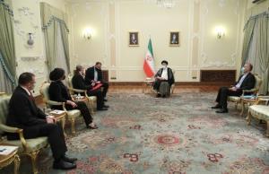 رئیسی: ایران و ونزوئلا از منافع و دشمن مشترک برخوردار هستند