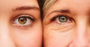 ماسک چشمی که ظرف 15 دقیقه چروکها را کاهش میدهد