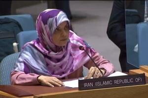 نامه ایران به رئیس شورای امنیت درباره حمله به کشتی