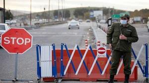 انسداد راههای ورودی به مرکز شهر دامغان
